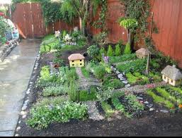 Small Picture Top 25 Indoor Outdoor and Terrarium Fairy Garden Ideas Home