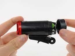 Bikemate Rear Light Camera Bikemate Rear Light Xc 187 Battery Replacement Ifixit