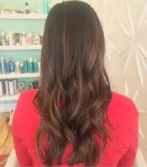 Subtle Balayage Balayage Hair