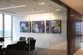 artwork for the office. Large Framed Abstract Paintings For A New Contemporary Office. Artwork The Office T