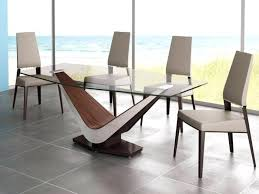 full size of modern glass top dining table sets contemporary and chairs with white room trellis