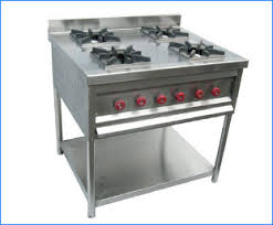 Commercial gas range Stove Commercial Stainless Steel Gas Stoves Bhatti Ludhiana Punjab India Shiva Enterprises Fabrication Commercial Gas Stoves Industrial Gas Stoves Hotel Gas Stoves Gas