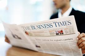 Business Paper Todays Paper Read E Paper Edition The Business Times