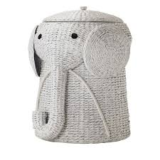 130 Best Nursery Ideas Images On Pinterest Nursery Ideas Kids Elephant  Rattan Hamper