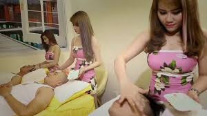 Vietnam girls hot massage