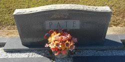 Valeria Moye Pate (1915-2001) - Find A Grave Memorial