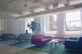 red bull corporate office. INABA Further States That By Keeping Space Undefined, They Left The Office With Greater Potential To Meet Changing Needs Of A Large Company: Red Bull Corporate
