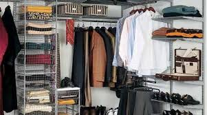 wall mounted clothes rails guide