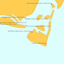Bald Head Cape Fear River North Carolina Tide Chart