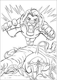 Small Picture Lion King coloring pages 70 Lion King Kids printables coloring