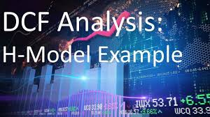 Discounted Cash Flow Analysis Example Of The H Model