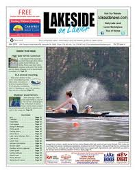 Lakeside On Lanier April 2019 By Lanier Publishing Inc Issuu