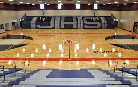 high school gym. Butts County School System To Show Off New Gym High