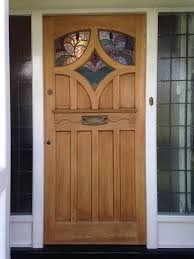 stained glass front door inserts