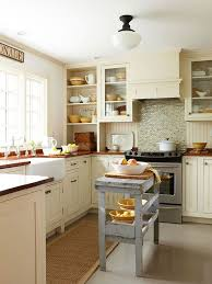 practical designs for small kitchens