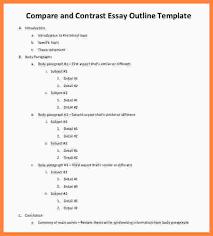 essay structure outline essay checklist essay structure outline essay structure outline compare and contrast essay outline examples jpg