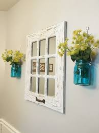 luxury ideas window pane wall decor small home remodel exclusive idea with mirrors mirror art valuable