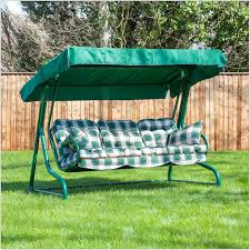 3 Seater Swing Hammock Replacement Cushions Chairs Home