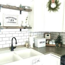country backsplash country kitchen full size of kitchen yes or no kitchens with white subway tile