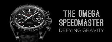 Omega Speedmaster Watch Guide Gentlemans Gazette