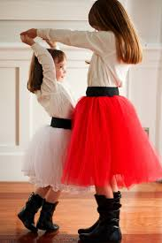 diy tulle skirt with elastic band makeit loveit com