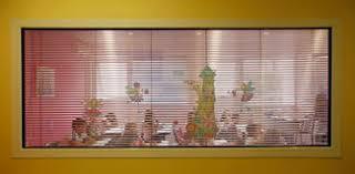 classroom window. Kids Classroom. Window Of A Classroom In School Royalty Free Stock Photo