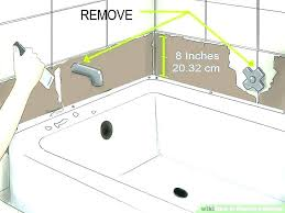 remove bathtub stopper removing bathtub stopper bathtub stopper replacement removing bathtub image titled replace a bathtub step remove bathtub removing