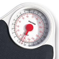 Black Bathroom Scales Salter Doctors Style Mechanical Bathroom Scales