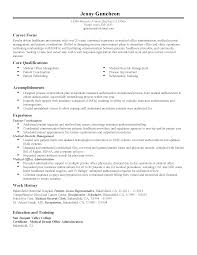 Resume For Office Manager Position Cover Letter Shipping And Receiving Manager Job Description For