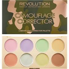 makeup revolution camouflage corrector palette günstig kaufen rossmann de