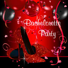 Red High Heel Shoe Party Bachelorette Party Invitations Zazzle