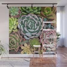 garden wall murals outdoor