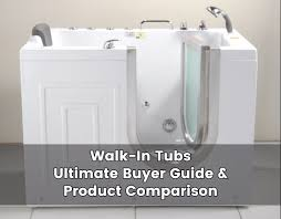 walk in tubs