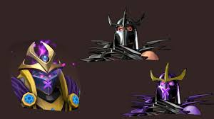 the new silencer immortal looks like someone s mask dota2