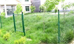 Chicken Wire Fence Gate Green Fence Ideas Simple Chicken Wire