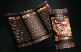 Sample Restaurant Menu Template – Techshopsavings.info