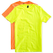 Lime Green Designer T Shirt Neon T Shirts Design Custom Neon T Shirts And Bright