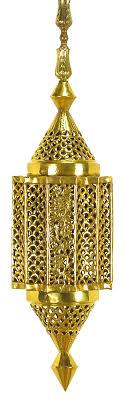 moroccan style reticulated brass pendant light 2