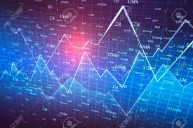 Star Chart Wallpaper Creative Forex Chart Wallpaper With Numbers And Grid Trade And