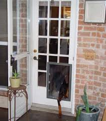 dog doors for french doors. Security Boss Dog Doors For French W