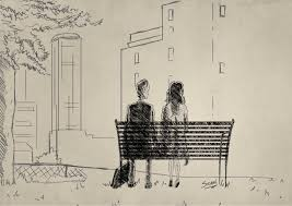 Interesting Architecture Drawing 500 Days Of Summer Illustration Justin Inside Perfect Design