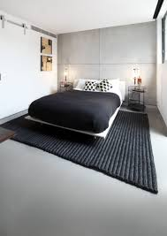 Concrete Floor Bedroom Design Pandomo Wall Floor Polished Cement Installed By Honestone