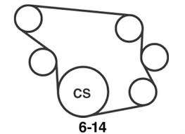 solved serpentine belt diagram for chevy impala lt v6 3 5 fixya 2000 chevrolet impala v6 3 4l 207ci gas fi n e