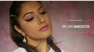 ariana grande one love manchester makeup inspired look team ariana always grwm