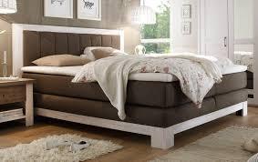 Schlafzimmer Set Mit Boxspringbett 180 X 200 Cm Woody 62 00109