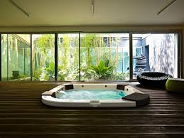Outdoor Jacuzzi 216 Best Spa Pools Jacuzzi Images On Pinterest