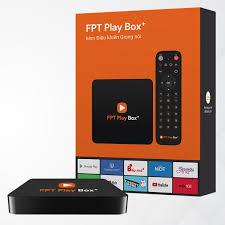FPT Play Box + 2019 kèm Remote Voice Search tặng Tai Nghe có dây Remax  Proda PD-E200 - Hàng Chính Hãng - Android TV Box, Smart Box