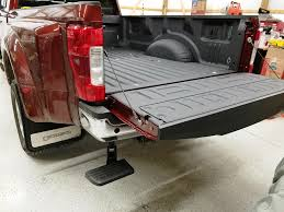 Best Tailgate Ladder Bully Truck Steps Bed Ford F150 Integrated Step ...