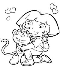 Coloriage Dessin Anime Le Ranch L Duilawyerlosangeles