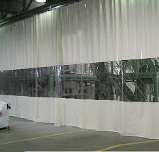 warehouse divider curtains akon